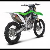 Akrapovic Kawasaki 450F 2014 Racing Line (Titanium)