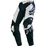 Fox 180 Race Pants black-white
