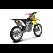 Akrapovic - SLIP-ON REGLEMENT FIM 2013 - 112 DECIBEL Suzuki RMZ 250  10-13