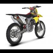 Akrapovic - SLIP-ON REGLEMENT FIM 2013 - 112 DECIBEL Suzuki RM-Z 450  08-13