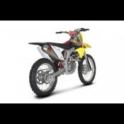 Akrapovic Suzuki RMZ 450 2014-15 Slip On Line (Titanium)