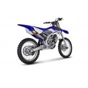 Yamaha YZ 250 F  10-13 - Akrapovic Komplettanlage EVOLUTION Reglement FIM 2013 - 112 DECIBEL
