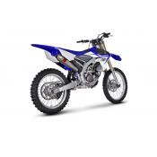 Akrapovic Yamaha YZ 250 2014-15 Racing Line (Titanium)