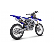 Akrapovic Yamaha YZ 250 2014/15 Slip On Line (Titanium)