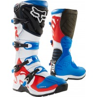 Fox COMP 5 BOOTS blue/ red