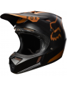 FOX V3 Copper Moth Atlanta LE Helmet