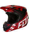 Fox V1 SAYAK HELMET, ECE red
