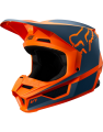 Fox V1 PRMZ Helmet orange