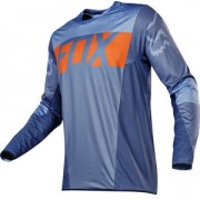 Fox FLEXAIR LIBRA JERSEY ORANGE/BLUE