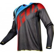 FOX FLEXAIR SECA JERSEY GREY/RED