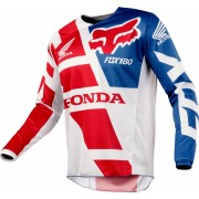 Fox 180 HONDA jersey red