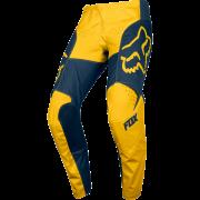 Fox 180 PRZM PANT yellow/blue