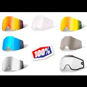 MXS Lenti per maschere 100%